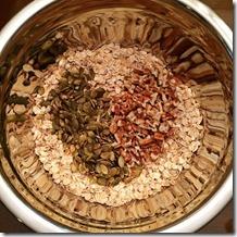 Granola Dry Ing