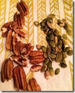 granola seeds