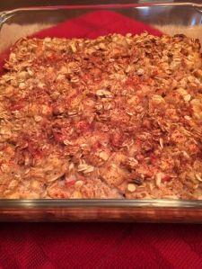 Baked Apple Cinn Pecan Oatmeal 2