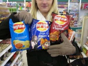 Crazy Chip Flavors