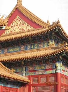 Lama Temple Architecture 2