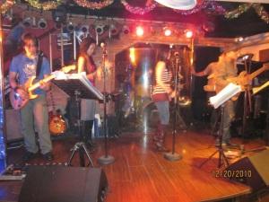 Band at Expat Bar