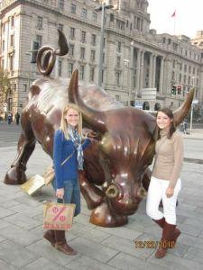 Bull statue 3