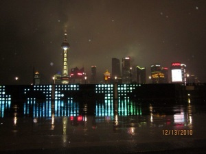Bund at night