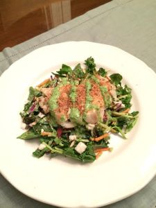 Fish salad 5