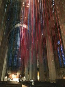 Grace Cathedral Ribbons 2