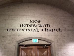 Interfaith aids memorial chapel