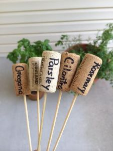 Cork Markers