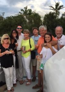 Group on Booze Cruise