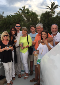 Group on Booze Cruise
