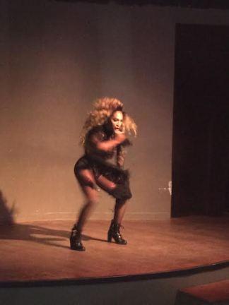 Beyonce at Town