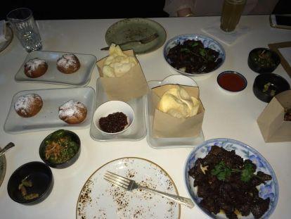 Dinner Night 2