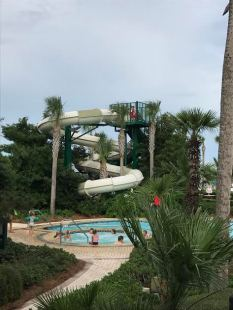 Faily Pool Slide